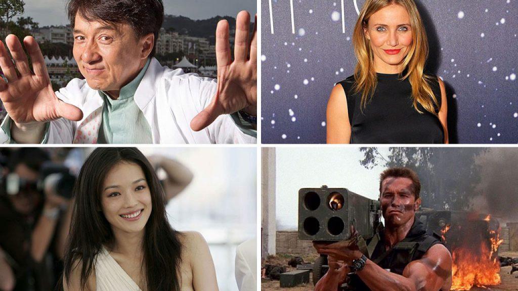 Hollywood Mengadopsi